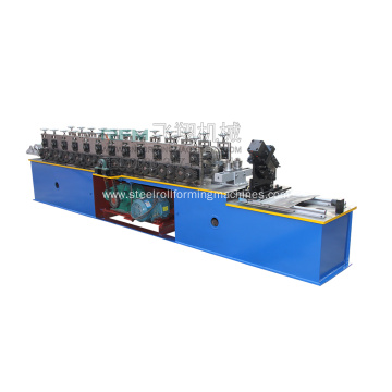 Steel Drywall Metal Track  Forming Machine
